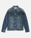 MEDIUM WASHED TRUCKER JACKET