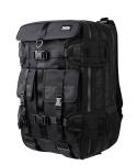 Hercules 45L Expandable Backpack Black