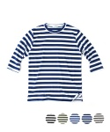 3/4 Big Stripe Tee