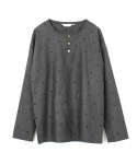 MNL BUTTONS T : GREY