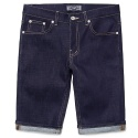 모디파이드(MODIFIED) M0334 1/2 light indigo rigid denim