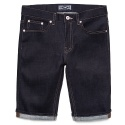 모디파이드(modified) M0335 1/2 dark indigo rigid denim