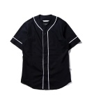 BASEBALL SHIRT BLACK
