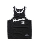 BASKETBALL JERSEY BLACK
