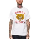 REBEL 8 LEADERS OF THE PACK TEE
