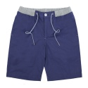 COTTON EASY SHORTS (NAVY) [HXMMST007NAY]