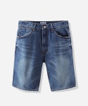 WASHED 5PK DENIM SHORTS