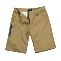 파퓰러너드(POPULARNERD) Zip half pants beige