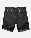 SELVEDGE DENIM SHORT 002 _ INDIGO