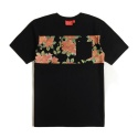 BIG FLOWERS TEE (BLACK)