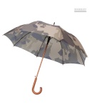 NEWSBOY CAMO UMBRELLA KHAKI
