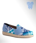 컬러콜라(COLOR COLLA) PATCHWORK ESPADRILLES
