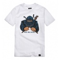 파퓰러너드(POPULARNERD) Ninza t-shirts white