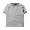 F-loose fit tee (Gray)