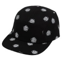 ROS Pattern campcap Black