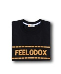 LOGO T SHIRT-BLACK