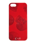 ARCH LOGO SKULL MOBILE CASE (RED)