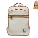 옐로우스톤(YELLOWSTONE) CANVAS BACKPACK - ys1005be (BEIGE)