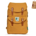 옐로우스톤(YELLOWSTONE) CANVAS BACKPACK Buffalo bag - ys1017mu (MUSTARD)