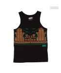 HOMETOWN SLEEVELESS BLACK