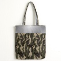 옐로우스톤(YELLOWSTONE) CANVAS SHOULDER BAG  cloud bag - ys2009cm (CAMO)