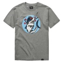 파퓰러너드(POPULARNERD) Oldman t-shirts gray