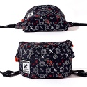Socal Waist Bag Paisley 3L