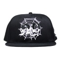 40 OZ NYC NY Spider Web Snapback