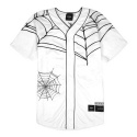 40 OZ NYC Spider Web Baseball Jersey