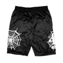 40 OZ NYC Spider Web Shorts