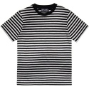 M#0385 short sleeve stripe T