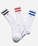 ONE STAR SKATE SOCKS [3개 SET]