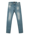 어레인지(ARRANGE) light blue washed denim pants