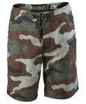 Lemmy Board Shorts (Green)