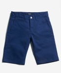 페이퍼리즘 STETCH COTTON SHORTS [BLUE]
