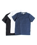 "Basic Pocket T ""3 Colors"""