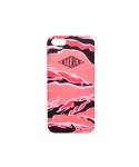 STEREO VINLYS CASE for iPHONE5/5S (Tigercamo Pink)