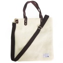 Leather Chica Bag Ivory