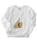 RUNDS Like sweatshirt
