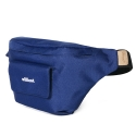 윌리콧(willicot) RONNY LOGO WAIST BAG NAVY