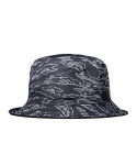 STEREO REVERSIBLE BUCKET HAT (TigerCamo Black)