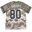 얼마이티(ALMIGHTY) CHAMPION JERSEY multi camo