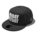 얼마이티(ALMIGHTY) FLYDAY SNAP BACK BLACK