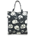 리쿼브랜드(LIQUOR BRAND) SKULLS AND CHAINS SHOPPER BAG