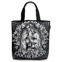 리쿼브랜드(LIQUOR BRAND) MUERTE MARY TOTE BAG