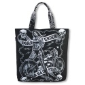 리쿼브랜드(LIQUOR BRAND) BIKER CHICK TOTE BAG