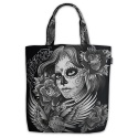 리쿼브랜드(LIQUOR BRAND) DARK ANGEL TOTE BAG