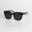 겐지 Rennes Sunglasses (Black)