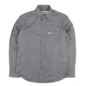 언티지(UNTAGE) UBS 05 basic shirts fish label_grey(남여공용)