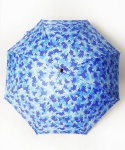 frog camoflage umbrella -skyblue-